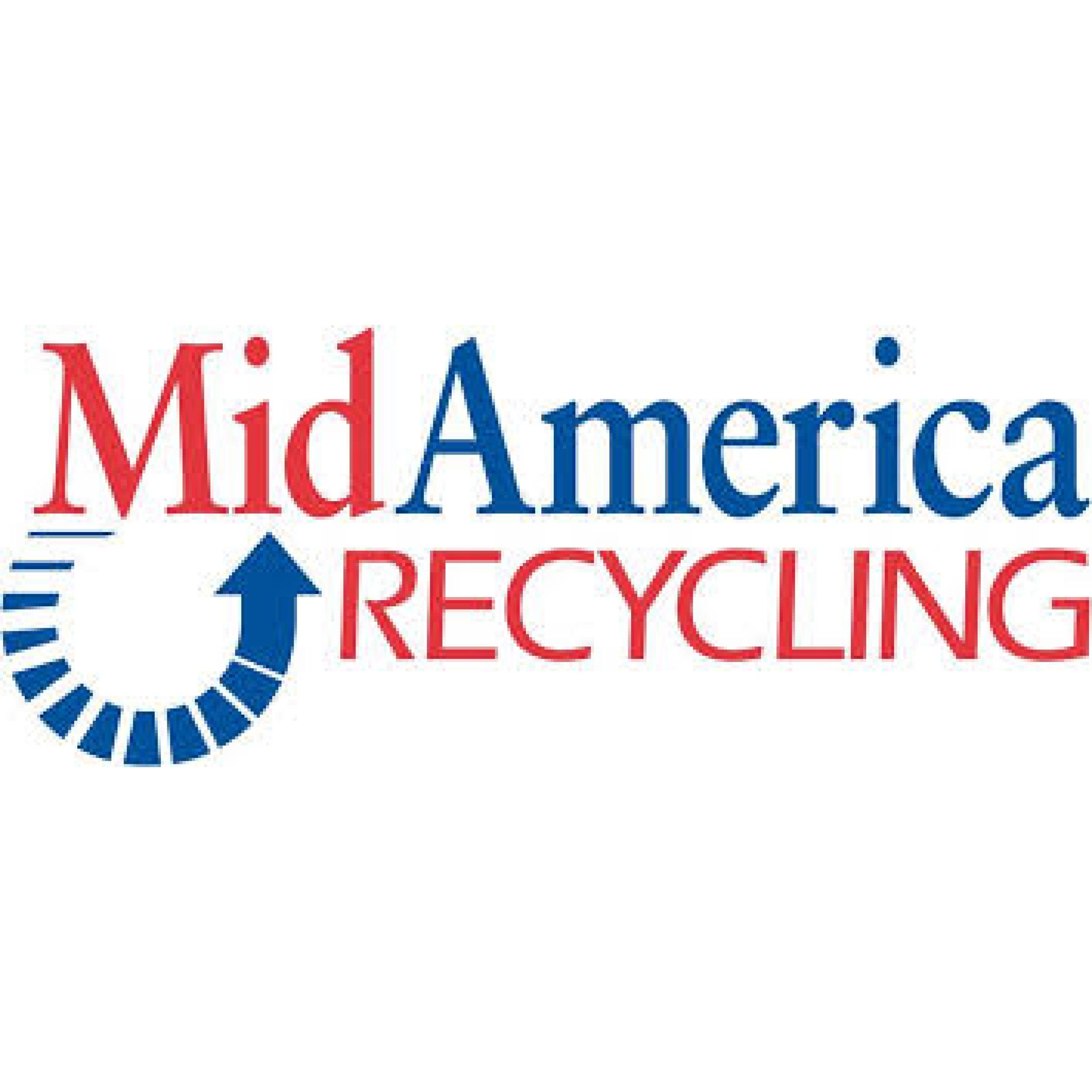 MidAmerica Recycling logo