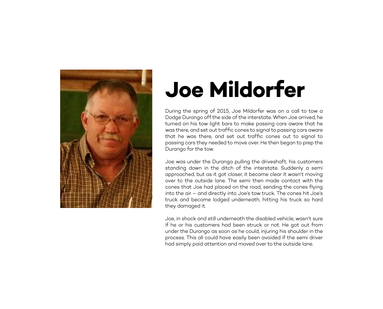 Joe-Mildofer