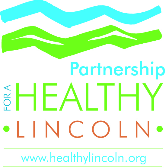 Partnership for a Healthy Lincoln LOGO with website