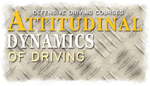 ADD-Attitudinal Dynamics of Driving Course