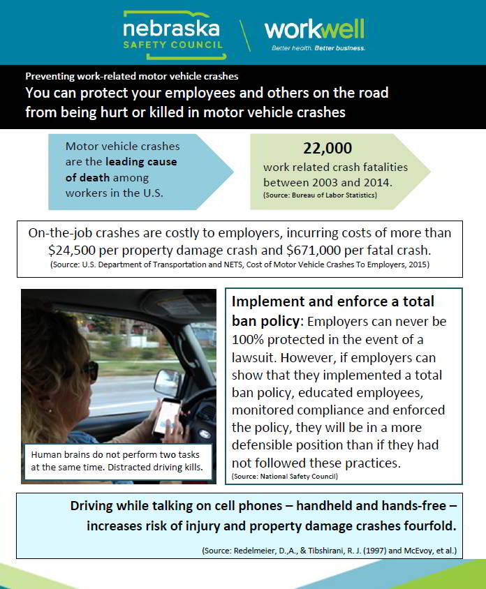 driver safety flyer